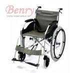 アルミ製 軽量車いす ベンリー 車椅子