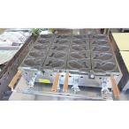 たい焼き器 大たい5匹×2連 プロパンガス 業務用 中古/送料別途見積