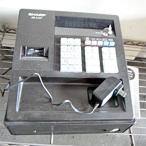 中古 電子レジスター XE-A147 幅330×奥行360×高さ240 単相100V 送料別途見積
