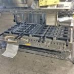 パフェたい焼き器(3連・4匹) GEE-01 プロパンガス 業務用 中古/送料別途見積/未使用品