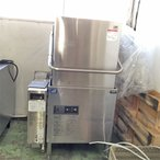 食器洗浄機 SANYO DW-DR54UG 都市ガス 業務用 中古/送料無料