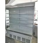多段冷蔵オープンショーケース 福島工業 MEU-61GKPA5L  業務用 中古/送料無料