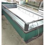 平型冷凍冷蔵オープンショーケース 三菱電機 SU-BG881BTD  業務用 中古/送料無料
