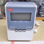 タイムレコーダー マックス ER-80S2  業務用 中古/送料無料