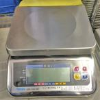 デジタル防水秤 3kg 大和計器 UDS-1V2-WP  業務用 中古/送料別途見積