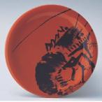 回転寿司皿 寿司皿朱エビ 高さ21 直径:150/業務用/新品