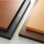 【受注生産】CHERRY(チェリーレスタリア) テーブル天板 メラミン化粧板・ABS樹脂エッジ2 幅900×奥行600mm/業務用/新品/送料無料