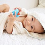 Yahoo!天使の卵withLOVERS SCENEバスウェア オーガニックコットン 今治 バスウェア 天使の卵 Angel Baby  天使AB005