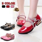 ショッピングフォーマルシューズ 送料無料 シンプルで使いやすいフォーマルシューズ  ストラップシューズ 子供フォーマル靴 リボンフォーマルシューズ  フォーマル 靴 シューズ 女の子