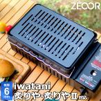 極厚バーベキュー鉄板! イワタニ(iwatani) 炉ばた大将 炙家専用グリルプレート 板厚6.0mm