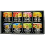 国産フルーツ缶詰ギフト◆産地にこだわった果実缶詰 K&K にっぽんの果実詰合せ 缶詰めセット ...