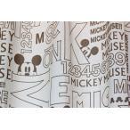 カーテン ディズニー ミッキー おしゃれ 既製品 (100×178:2枚セット) エイジdeミッキー