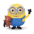 ミニオンムービートーキングボブとテディベア Minions Movie Talking Bob with Teddy Bear  [送料無料&即配送で安心!]
