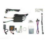 プロテック バイク用 LEDヘッドライトバルブキット LB12-M PH12 6000K 65015