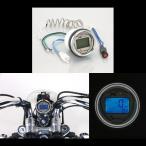 キタコ(KITACO) モンキー / ゴリラ / エイプ50 / エイプ100用 LCDデジタルスピードメーター 752-1123780