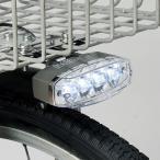 自転車用LEDライト BL-204 ブロックダイナモ用 サンヨーテクニカ