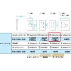 モダンプレート あすつく パナソニック WN6003W010 フルカラー配線器具 モダンプレート(10枚入 3コ用 ミルキーホワイト)