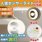 人感センサーライト LED USB 充電式 ナイトライト 非常ライト 足元灯 フットライト LEDライト 人感 センサーライト 屋内 廊下 マグネット付き