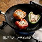 リバーライト フライパン 鉄 28cm 極JAPAN IH対応