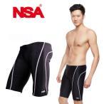 男性競泳水着 / メンズフィットネス / スパッツ / トレーニング用水着 / サイズ豊富KE313