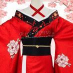 Fate Grand Order FGO 風 巴御前  コスプレ衣装 ウィッグ  概念礼装 いろはにほへと 着物 コスチューム 変装 仮装 cosplay 演出服 ハロウィン