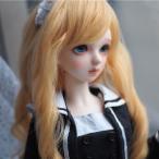 【送料無料】レビュープレゼント Super Dollfie スーパードルフィー BJD 人形・ドール用ウィッグ