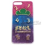 Yahoo!top fashion store即納品翌日発送  送料無料 コスプレ おそ松さん 風 松野 おそ松 カラ松 チョロ松  iphone6/ iphone6S/iphone6plus/iphone7/iphone7plus携帯ケース