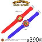 メール便OK Looney Tunes ルーニーテューンズ コラボ アナログクォーツ 腕時計 サンキューマート//03