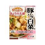 味の素 COOKDOきょうの大皿 豚バラ白菜用 110g まとめ買い(×10)