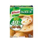 味の素 カップスープ ポタージュ塩分40%カット 52.5g まとめ買い(×10)