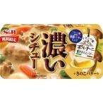 S&B 濃いシチュー きのこバター 170g まとめ買い(×10)|4901002165673(tc)