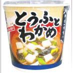 神州一味噌 おいしいね!!とうふとわかめ 1食 まとめ買い(×6)|4902703081330(tc)(011020)