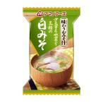 天野 味わうおみそ汁 白みそ 11.5g まとめ買い(×10)