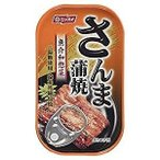 ニッスイ さんま蒲焼 100g まとめ買い(×10)