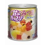 はごろも 甘みあっさりフルーツみつ豆 290g まとめ買い(×6)