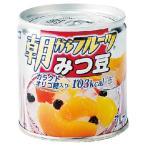 はごろも 朝からフルーツみつ豆 190g まとめ買い(×6)