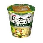 明星 ローカーボヌードル野菜タンメン 57g まとめ買い(×12)