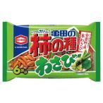 亀田 亀田の柿の種わさび6袋詰 182g まとめ買い(×12)