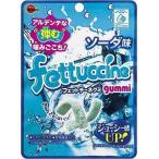 ブルボン フェットチーネグミソーダ味 50g まとめ買い(×10)