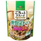 シスコ ごろっとグラノーラ3種の大豆糖質60%オフ 360g まとめ買い(×6)