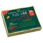 明治 チョコレート効果カカオ72% 26枚 まとめ買い(×6)|4902777021294(dc)