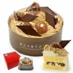 (送料込み) ソルシエ スイーツ デコ ケーキ 洋菓子 モンブランデコレーションケーキ 5号