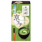 辻利 京ラテ 抹茶&ミルク 5P 14g×5 まとめ買い(×6)|4901305410562:嗜好品(c1-tc)
