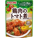 カゴメ 鶏肉のトマト煮用ソース 230g まとめ買い(×5)|4901306056943(tc)