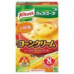 味の素 クノールカップスープ コーンクリーム8袋 140.8g まとめ買い(×6)