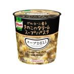 味の素 スープDELIポルチーニ香るスープパスタ 37.8g まとめ買い(×6) 4901001179381(dc)