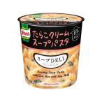 味の素 クノールスープDELIたらこCスープパスタ 44.7g まとめ買い(×6) 4901001228577:インスタントフーズ(c1-tc)