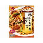 味の素 COOKDO 豚肉ともやしの甜麺炒め用 90g まとめ買い(×10)  4901001593378(tc)