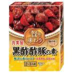 丸美屋 贅を味わう黒酢酢豚の素 140g まとめ買い(×5)