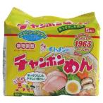 イトメン チャンポンめん5食パック 100gX5 まとめ買い(×6)